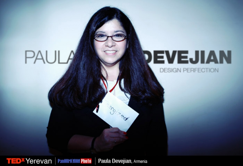 TEDxYerevan 2012: Speakers