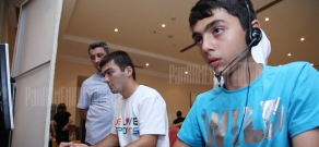 World Cyber Games Armenia final 2011