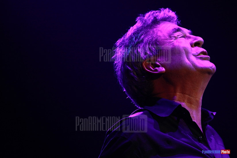 Лидер Deep Purple Ян Гиллан