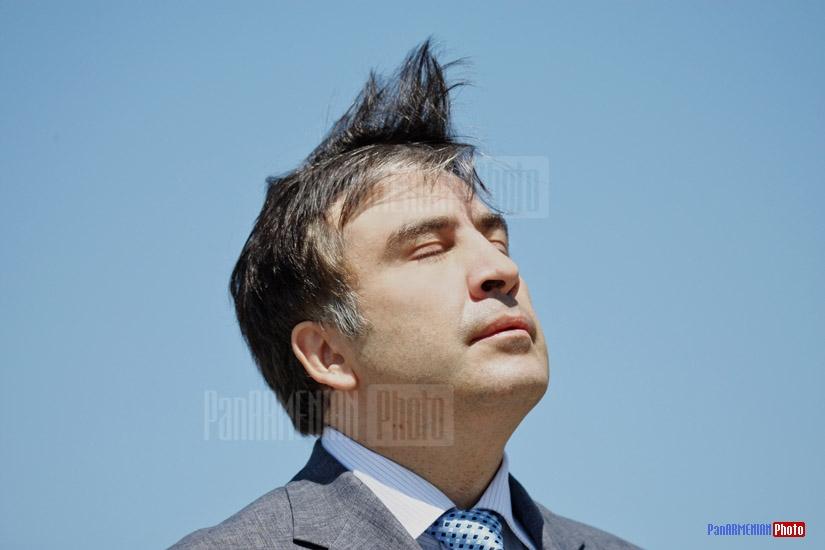 Mikheil Saakashvili, President of Georgia