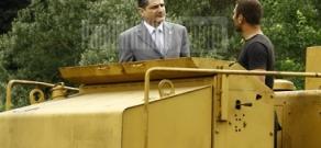 RA PM Tigran Sargsyan's visit to Lori marz