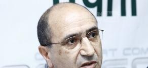 Press conference of Armenian President's representative to the Armenian National Assembly Garnik Isagulyan