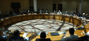 The final session of the interdepartmental committee of Strategic Defence Review
