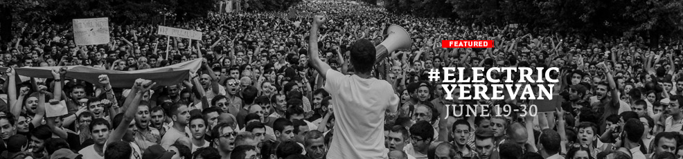 #electricyerevan: June 19-30