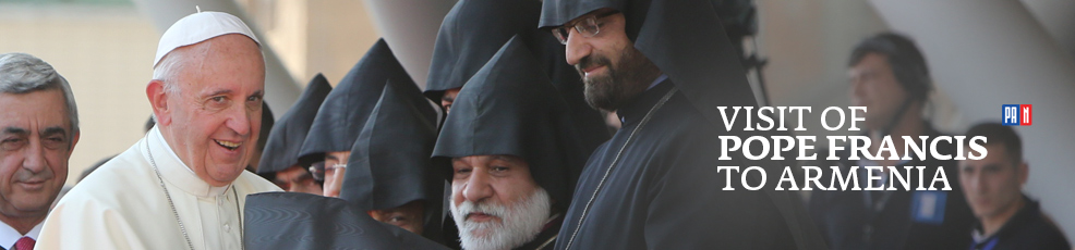 Visit of Pope Francis to Armenia