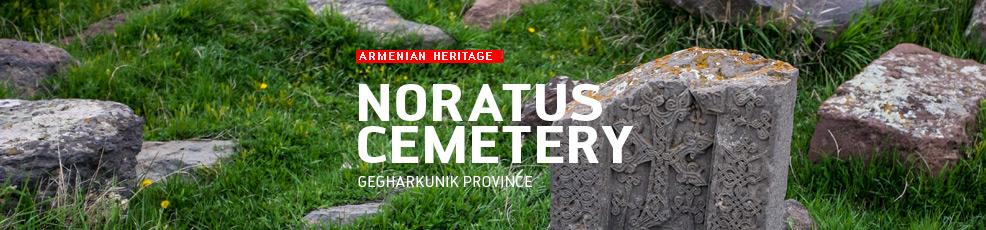 Armenian Heritage: Noratus cemetery