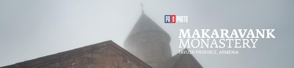 Makaravank Monastery, Tavush Province, Armenia