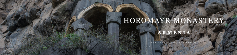 Armenian Heritage: Horomayr Monastery (Lori Province)