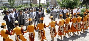 RA Prime Minister Tigran Sargsyan visits Gegharkunik marz