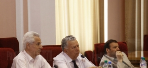 International Math Conference launches at NAS Armenia