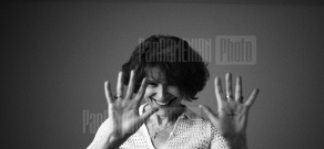 Fanny Ardant, French actress