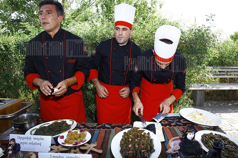Tolma festival in Sardarapat
