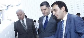 RA Prime Minister Tigran Sargsyan visits
