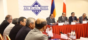 Armenian-Polish business forum takes place in Yerevan