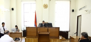Hearings of Arayik Avetisyan's case, soldier that died during army service in 2001 was held at court of appeal