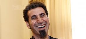 RA PM Tigran Sargsyan awards singer Serj Tankian with Prime Minister's medal