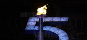 Opening ceremony of 5th Pan-Armenian games