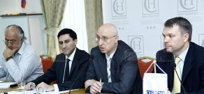 RA Ministry of Justice and OSCE Armenia discuss draft law on