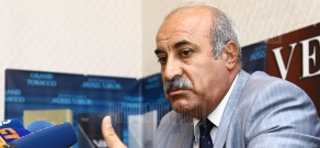 Press conference of the leader of the Christian-Democratic Party Khosrov Harutyunyan