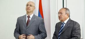 OSCE and General Prosecutor's office sign memorandum
