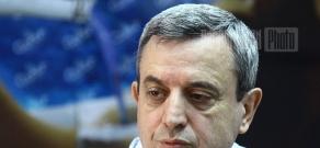 Press conference of Republican MP Gagik Minasyan