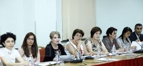 Over 40 non-governmental organizations of Armenia sign a memorandum