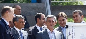 RA President Serzh Sargsyan's working visit to Tavush region
