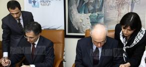 «Ձեռնարկությունների ինկուբատոր» հիմնադրամը և «Օրանժ Արմենիա» համագործակցության հուշագիր ստորագրեցին