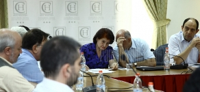 Armenian participants of Eastern Partnership Civil Society Forum meet in Yerevan