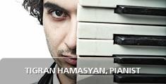 Tigran Hamasyan, pianist