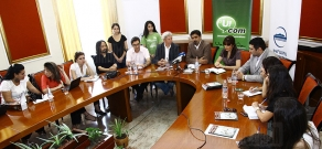 Press conference dedicated to ReAnimania 2011 Animation Film Festival