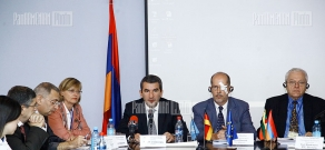 Seminar-discussion at UN Armenia office with participation of EU experts and judges