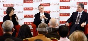 Civilitas Foundation organizes a forum titled