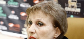 Mane Hakobyan comments about her open letter to PM concerning plagiarism by ANC
