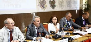 Yerevan Municipality, Transparency International and Yerevan Project Institute hold a public discussion