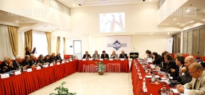 European and Mediterranean Major Hazards Agreement permanent correspondents session