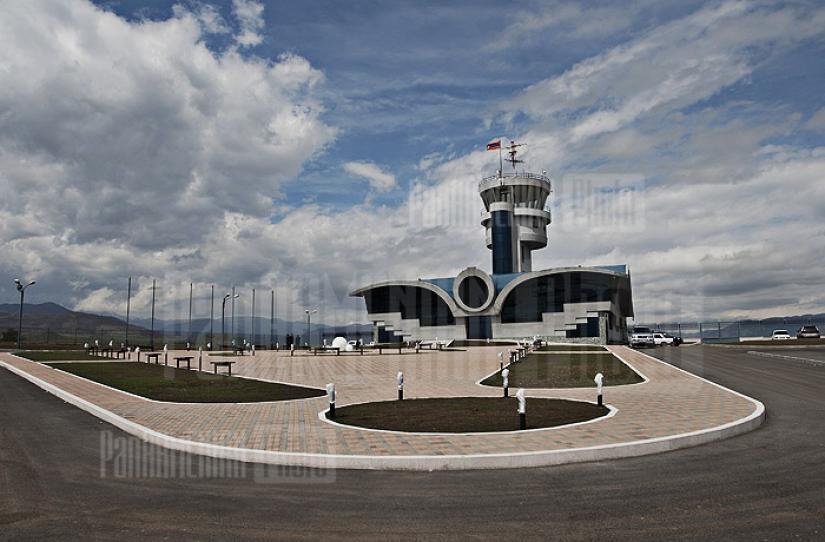 Ստեփանակերտի օդանավակայան