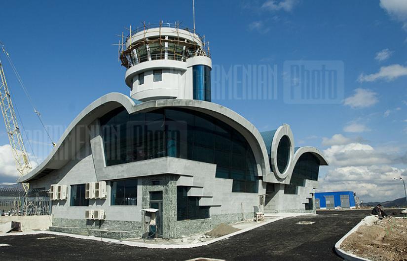 Международный аэропорт Степанакерта