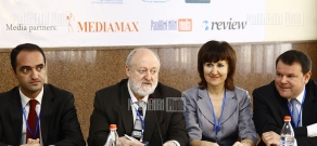 The 1st international joint conference of AECSD and IAEX of CIS organized by NASDAQ OMX Armenia launched in Yerean