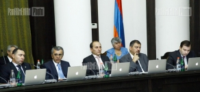 RA Government holds another session