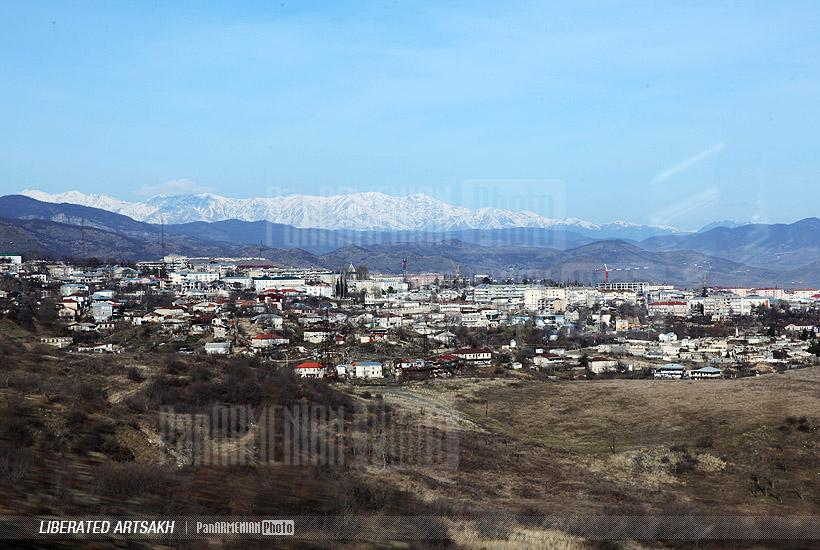 Artsakh. Liberated Lands