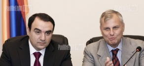 RA NSC and European Commission Delegation hold a session