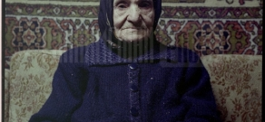 3 Centuries. The only two women in Armenia who were born in late 1800's