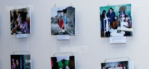 Exhibition dedicated to poverty issues after 20 years of independence takes place in UN Armenia office