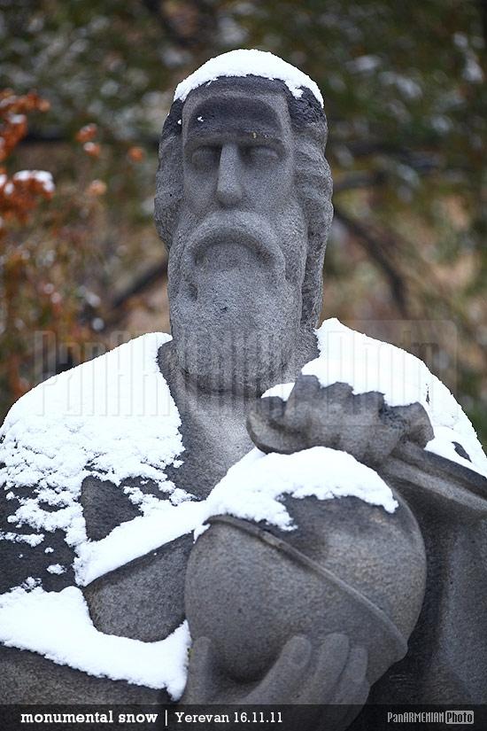 Մոնումենտալ ձյուն