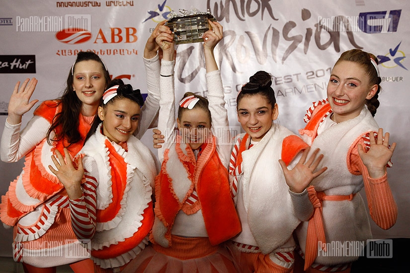Junior Eurovision 2011