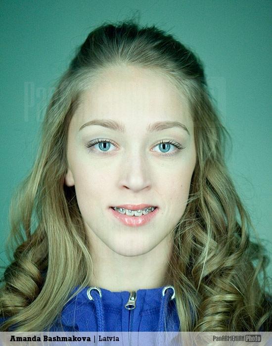 Amanda Bashmakova - Latvia