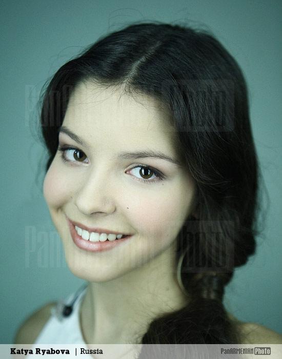 Katya Ryabova - Russia
