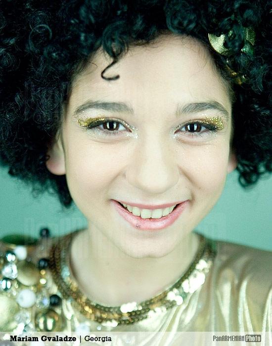 Mariam Gvaladze - Georgia