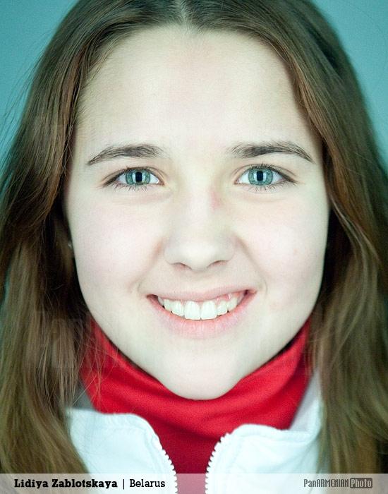 Lidiya Zablotskaya - Belarus